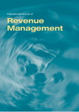 News : call for paper – Customer Choice based Revenue Management