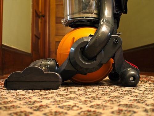 Dyson Vacuum Problem Solving