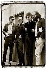 Dylan, et. al, March 1965 North Beach