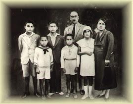 Οικογένεια Κώστα Γ. Ρόζου