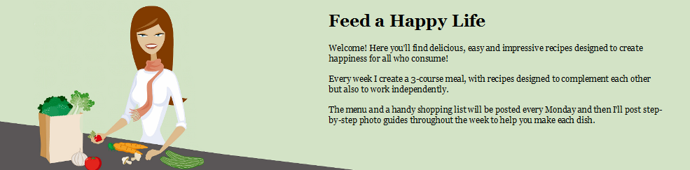 Feed a Happy Life