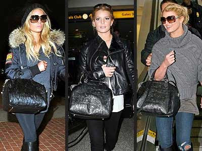 Handbag Fun Advice: Jessica Simpson - The Ultimate Louis Vuitton Bag