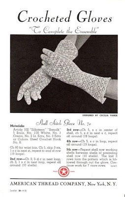 Wrist Warmers / Fingerless Gloves Crochet-a-long - CROCHET