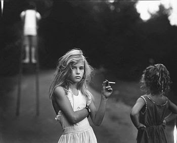 Sally Mann, Candy Cigarette