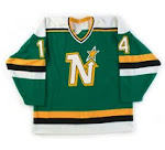 Hockey Jersey of the Day Blog