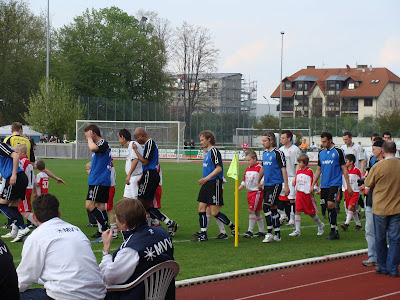 kampione on tour fc germania forst sv waldhof mannheim. Black Bedroom Furniture Sets. Home Design Ideas
