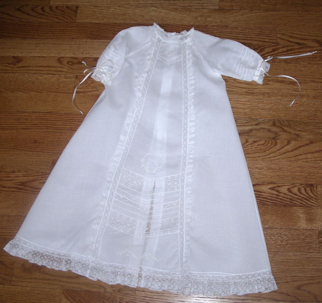 Old Fashioned Christening Gowns