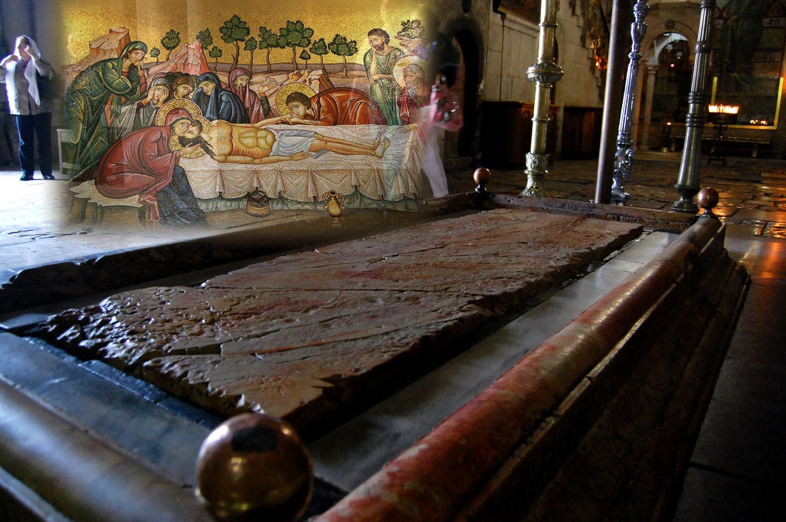Peregrinos en tierra santa dia 5 jerusal m v a dolorosa for Donde queda santa cruz