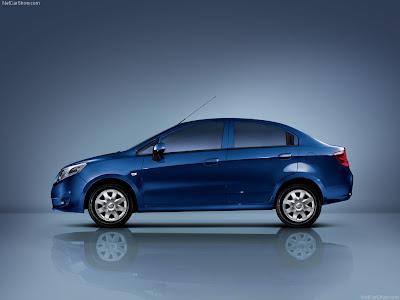 Chevrolet Sail 2011 new auto