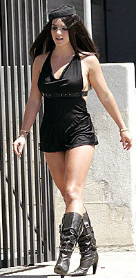 Britney spears hot boots