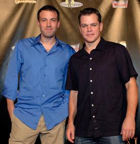 Matt Ben gay and affleck damon
