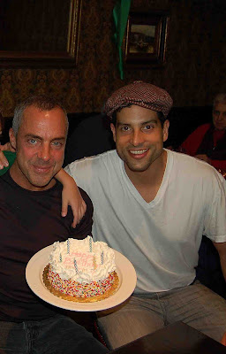 Titus Welliver With Adam Rodrig...