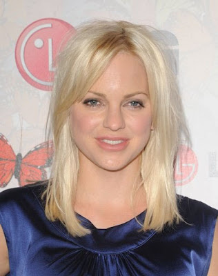 anna faris cummed on