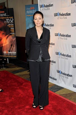 Ann Curry 2009, Ann Curry Fan Club, Ann Curry And The,