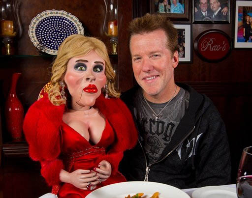 jeff dunham family pictures. Jeff Dunham With Diane