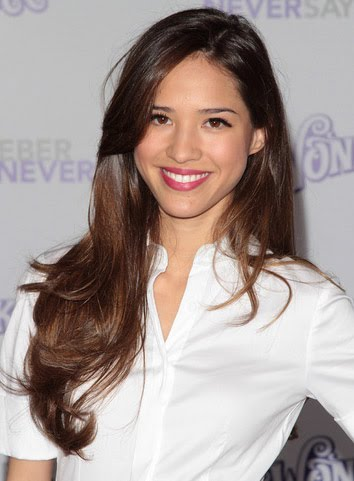 Kelsey Chow And Justin Bieber