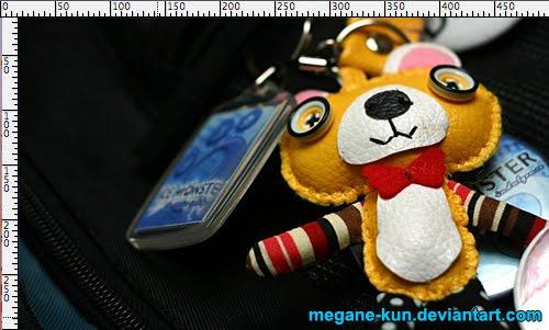 Keychain by Megane-kun!