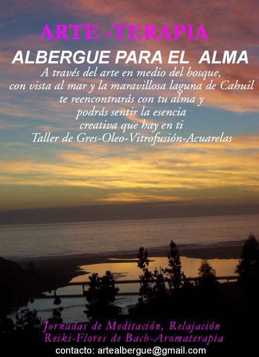 ALBERGUE PARA EL ALMA