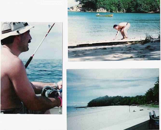 Momentos de relax y pesca