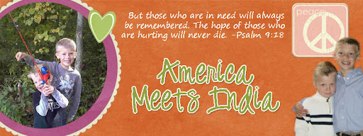 America meets India