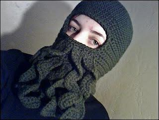 Knitted Balaclava on Pinterest