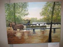 Bristol Brass Wagon