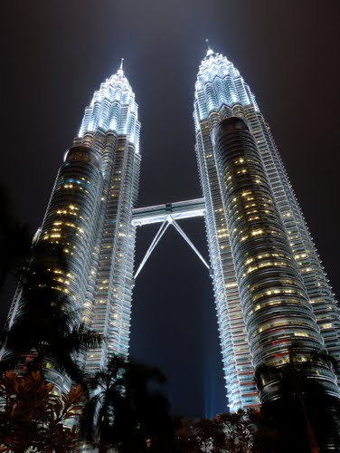 petronas tower info