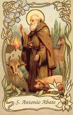 Il maiale di sant antonio abate da demonio ad animale for Arredo bimbo sant antonio abate