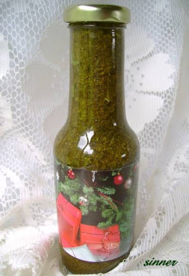 Bottled Mint Sauce