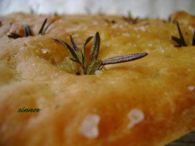 Rosemary Focaccia