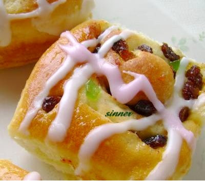 Sweet Sticky Buns