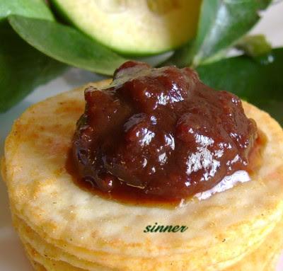 Pineapple Guava Chutney