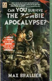 Can You Survive the Zombie Apocalypse cover