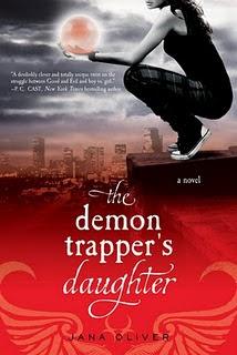 Demon Trapper's Daughter cover