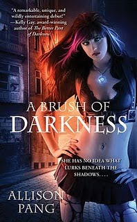 A Brush of Darkness cover