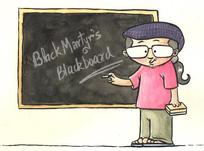 BlackMartyr's BlackBoard