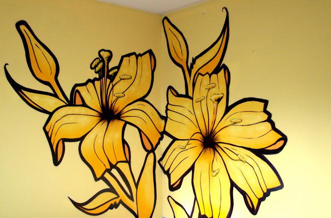detall de flors en interior
