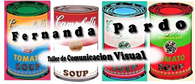 Fernanda Pardo taller de comunicacion Visual