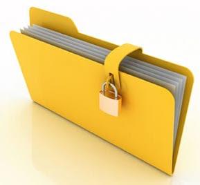 Lock any Folder with password