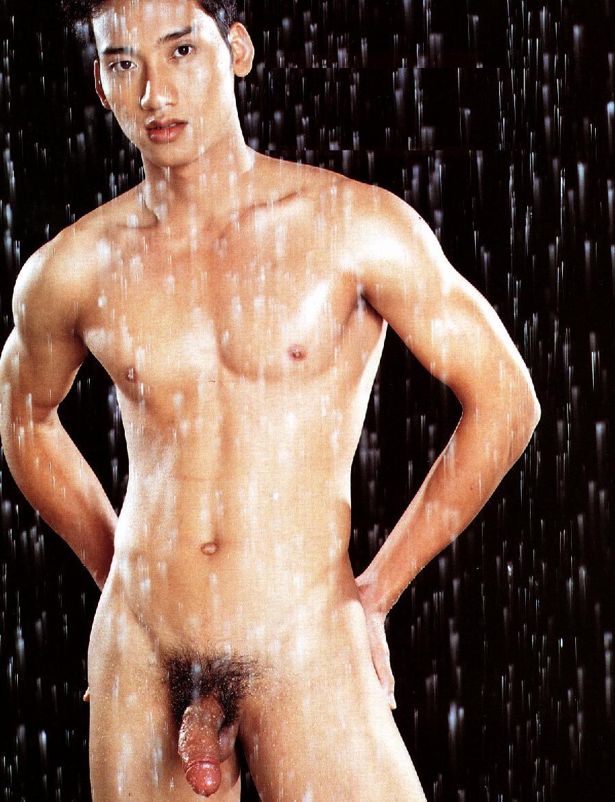 Hot vietnamese guy naked.