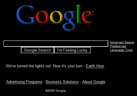 Google Operating System: March 2008