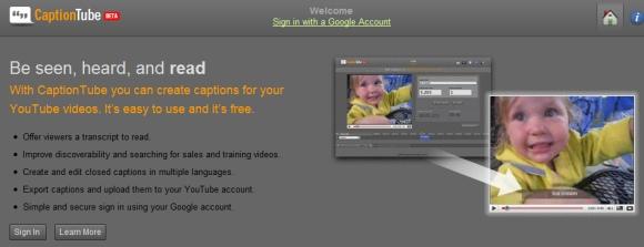 Youtube Caption File Maker