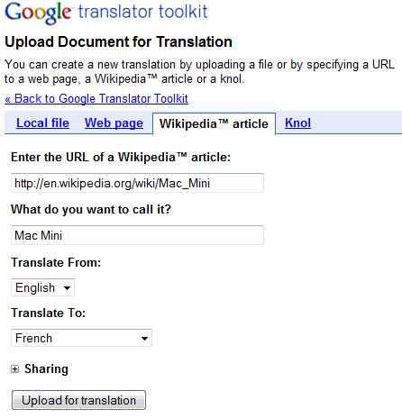 how can i translate a pdf document