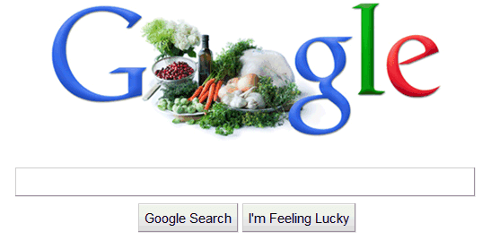 google images thanksgiving. Google's Thanksgiving Doodle
