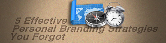 Effective Personal Branding Strategies