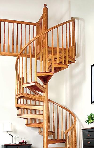 Escaleras de caracol escaleras de madera caracol - Escaleras de caracol de madera ...