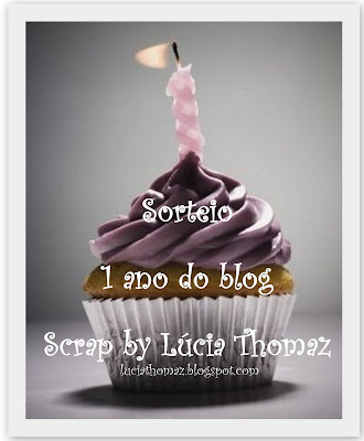 1 ano - Blog Lúcia Thomaz