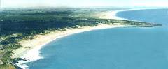 Vista panorámica de Punta Colorada