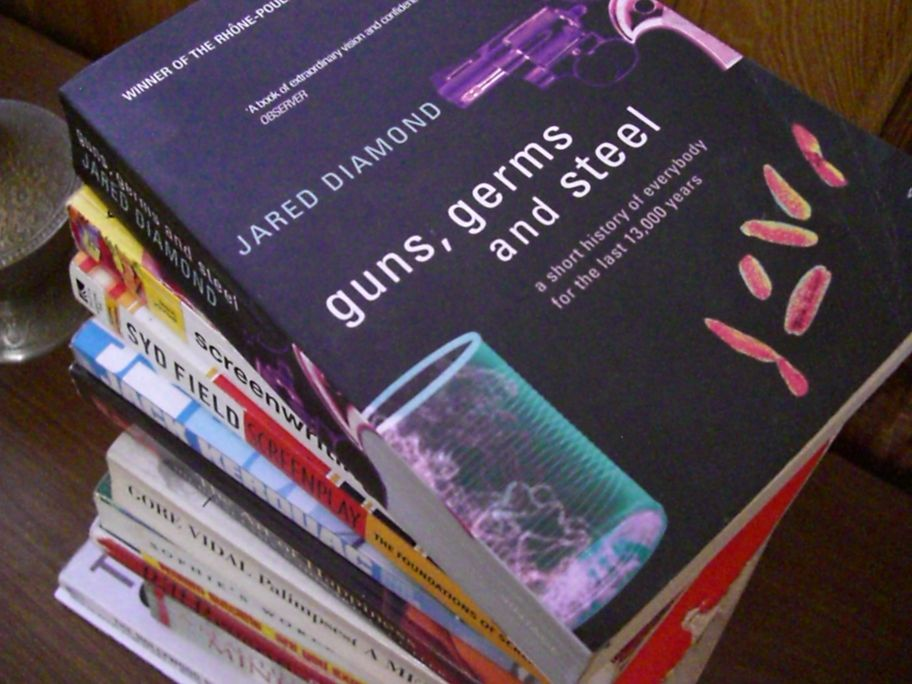 Download guns germs and steel book