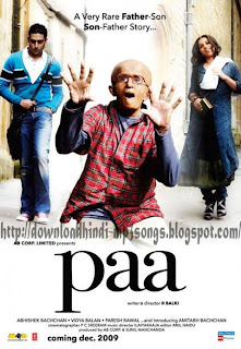Paa 2009 Hindi Movie Audio Songs Download | Hindi Mp3 Songs